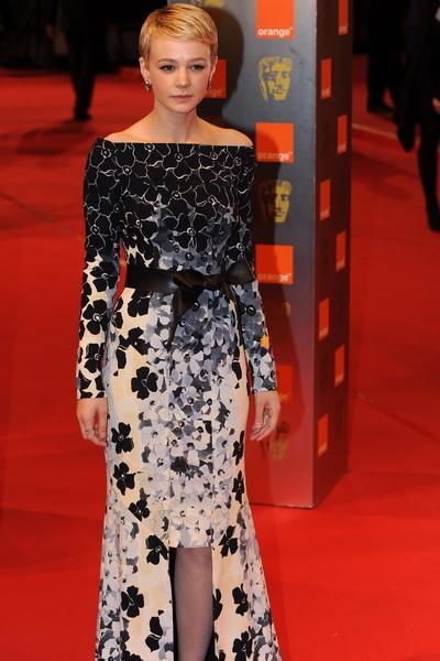 Церемония вручения наград Британской киноакадемии (BAFTA). Британская актриса Кери Маллиган. Фото: BEN STANSALL/AFP/Getty Images