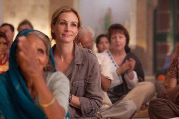 Героиня Джулии Робертс в фильме «Ешь, молись, люби» в Индии. Фото: Francois Duhamel/Columbia Pictures
