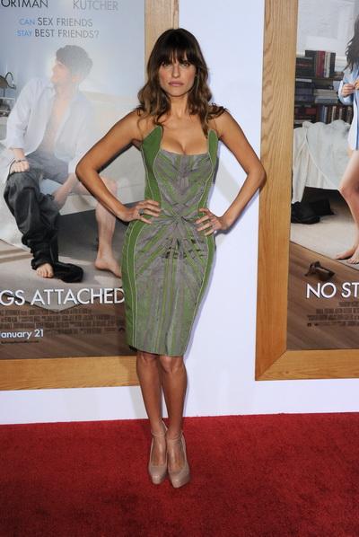 «Больше чем секс». Актриса Лэйк Белл на премьере фильма « Больше чем секс» в Калифорнии. Фото: Frazer Harrison/Getty Images