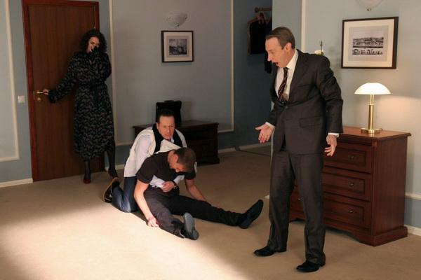 Кадр из фильма «Железная хватка». Фото с сайта filmz.ru