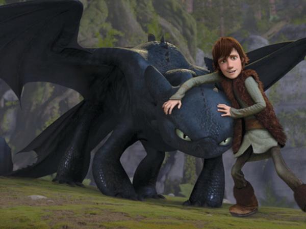 Кадр из фильма «Как приручить дракона». Фото с сайта hollywood.com