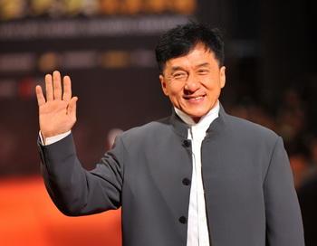 Актер Джеки Чан. Фото: PATRICK LIN/AFP/Getty Images