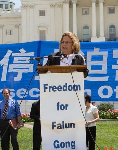 Конгрессмен Илеана Рос-Лехтинен, Флорида. Фото: Великая Эпоха (The Epoch Times)