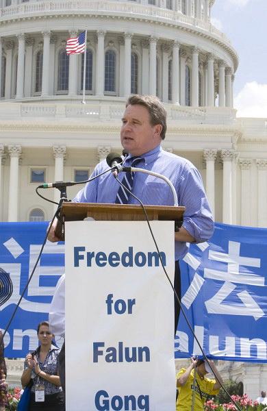 Конгрессмен Кристофер Смит, Нью-Джерси. Фото: Великая Эпоха (The Epoch Times)