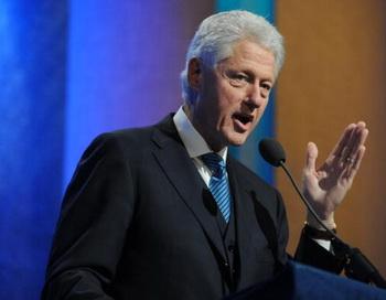 Бывший Президент США Билл Клинтон. Фото: Michael Reynolds-Pool/Getty Images