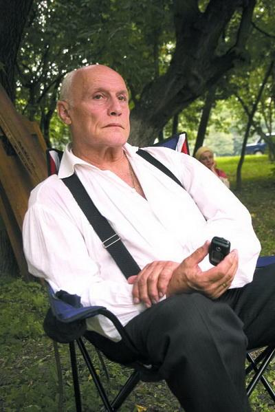 Год Белого Кролика. Александр Пороховщиков. Фото с сайта vokrug.tv