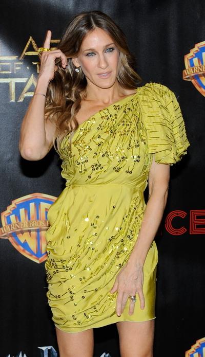 Актриса Сара Джессика Паркер на церемонии вручения призов ShoWest в Лас-Вегасе, Невада. Фото: Ethan Miller/Getty Images