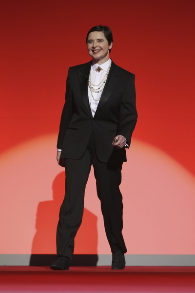 Изабелла Росселини на открытии Кинофестиваля Berlinale 2011. Фото: Sean Gallup/Getty Images