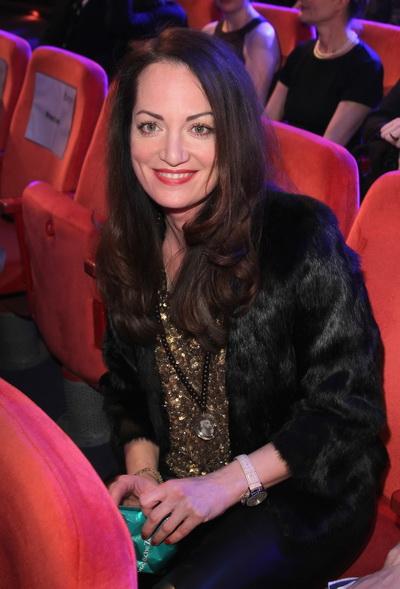 Наталья Вёрнер на открытии Кинофестиваля Berlinale 2011. Фото: Sean Gallup/Getty Images