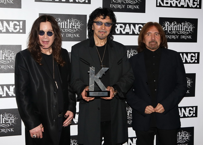 Британская рок-группа Black Sabbath. Фото: Tim Whitby/Getty Images