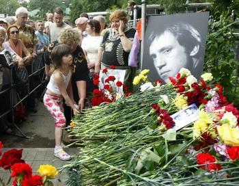 Марина Влади в Екатеринбурге споёт о жизни с Высоцким. Фото: AFP/Getty Images