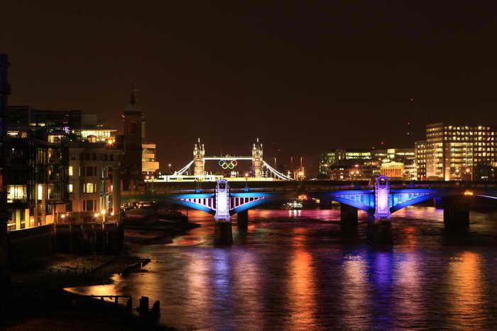 Лондонские мосты. Фото: Fred Duval/Getty Images