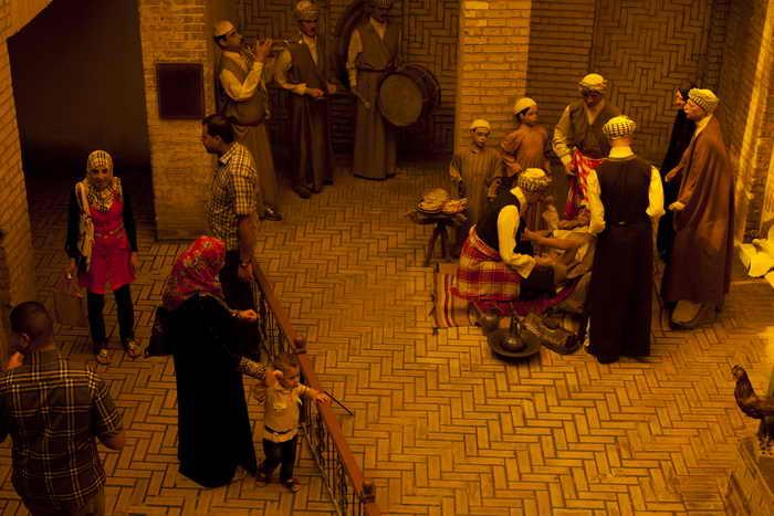 Музей восковых фигур. Фото: Ali Arkady/Metrography/Getty Images