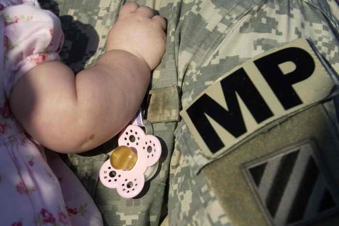 Пустышка может спасти детей от внезапной смерти во сне. Фото: Stephen Morton/Getty Images