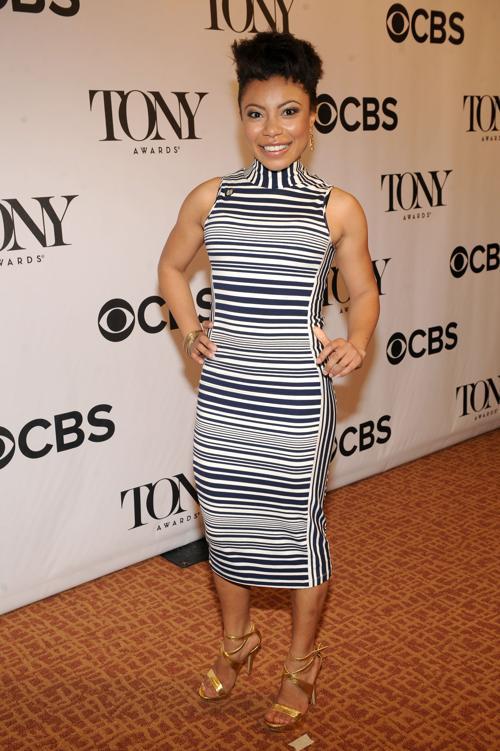 Шалита Грант на пресс-приёме в Нью-Йорке. Фото: Brad Barket/Getty Images for Tony Awards Productions