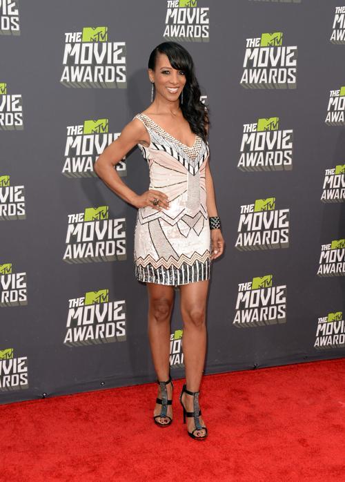 Звёзды кинематографа продемонстрировали свои наряды на вручении кинопремии MTV. Фото: Jason Merritt / Getty Images