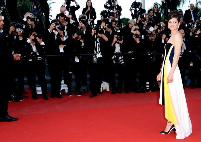 Марион Котийяр на Каннском кинофестивале 2013. Фото: Pascal Le Segretain/Getty Images
