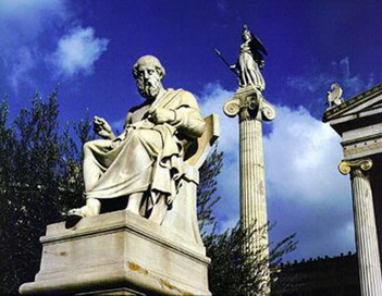 Сократ. Скульптура в Греции. Фото сайта poedem.ru