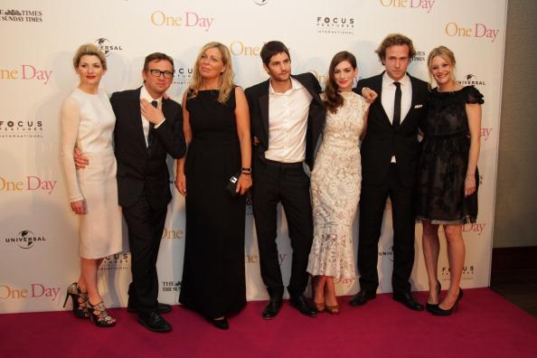 Фоторепортаж о  знаменитостях на европейской премьере фильма «Один день». Фото: Ian Gavan/Getty Images
