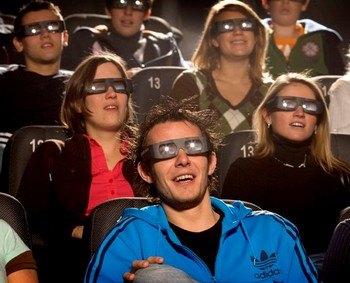 Треть молодых зрителей не желают смотреть отечественное кино. Фото с pensieriarte.wordpress.com