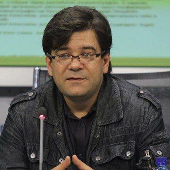 Председатель правления Киносоюза, режиссер Андрей Прошкин. Фото РИА Новости