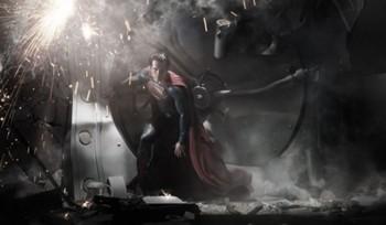 Первое фото из нового сериала о Супермене. Фото с staragora.com