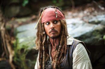 Джонни Депп в «Пиратах Карибского моря: На странных берегах». Фото: Peter Mountain/Walt Disney