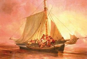 Пиратское нападение (1853)