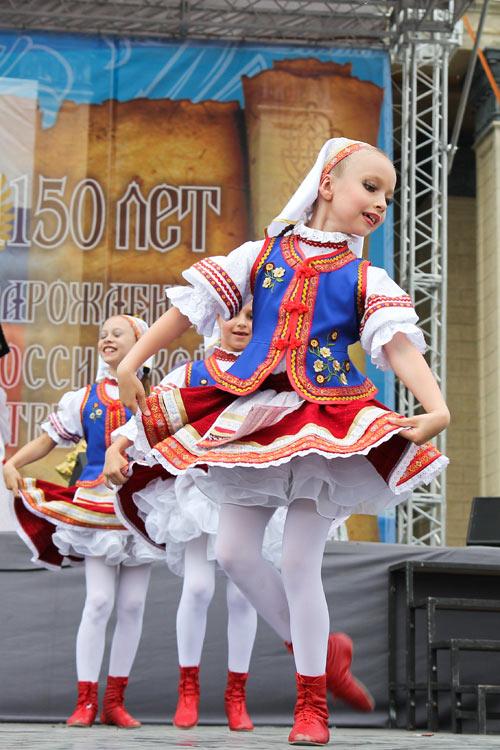 Празднование Дня России в Новосибирске. Фото: Сергей Кузьмин/Великая Эпоха (The Epoch Times)