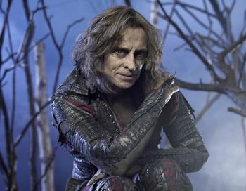 Сериал «Однажды в сказке». Роберт Карлайл в сериале «Однажды в сказке». Фото с сайта kinobzor.tv