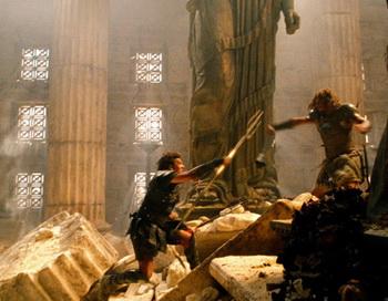 «Гнев Титанов». Кадр из фильма. Фото с сайта kino-teatr.ru