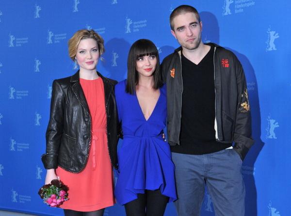 «Милый друг». Холли Грейнджер, Кристина Риччи и Роберт Паттинсон представили фильм «Милый друг» на кинофестивале в Берлине, Германия. Фото: GERARD JULIEN/AFP/Getty Images