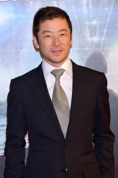 «Морской бой». Таданобу Асано на премьере фильма «Морской бой» в Токио, Япония. Фото: Koki Nagahama/Getty Images
