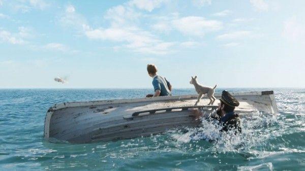 «Приключения Тинтина: Тайна единорога». Кадр из фильма. Фото с сайта newimages.ru