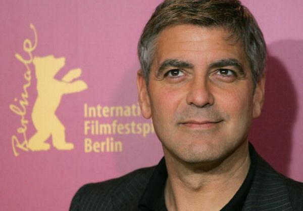 Джордж Клуни. Джордж Клуни на Берлинском кинофестивале. 2006 год. Фото: JOHANNES EISELE/AFP/Getty Images