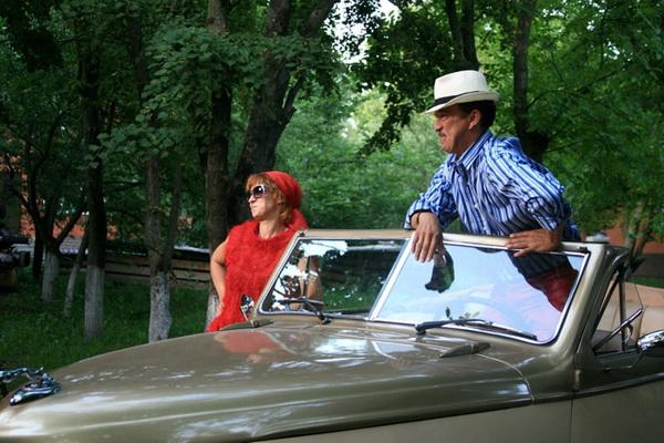 «Сваты 5». Олеся Железняк и Николай Добрынин в сериале «Сваты 5».Фото с сайта kino-teatr.ru