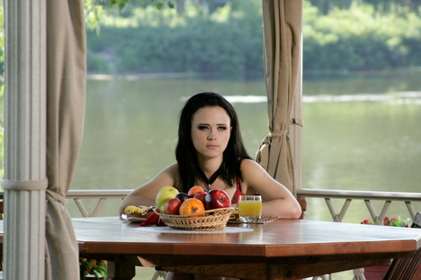 «Сваты 5». Анна Кошмал в сериале «Сваты 5».Фото с сайта kino-teatr.ru