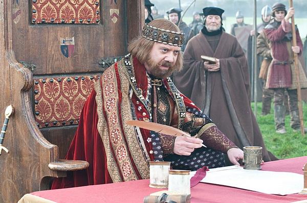 «Железный рыцарь». Пол Джаматти (король Джон) в фильме «Железный рыцарь». Фото с сайта kino-teatr.ru