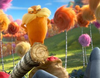 «Лоракс». Кадр из анимационного фильма «Лоракс». Фото с сайта kino-teatr.ru