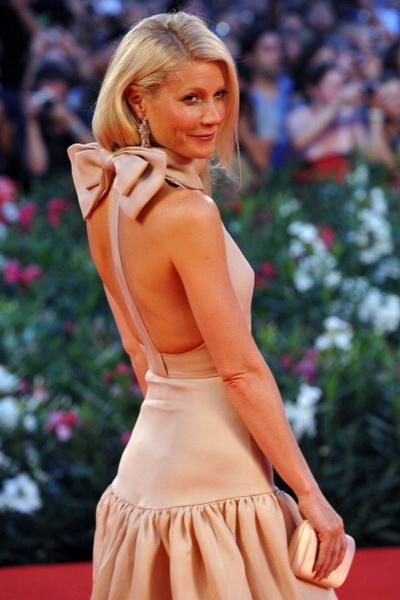 «Заражение». Актриса Гвинет Пэлтроу представила фильм «Заражение» на кинофестивале в Венеции. Фото: ALBERTO PIZZOLI/AFP/Getty Images