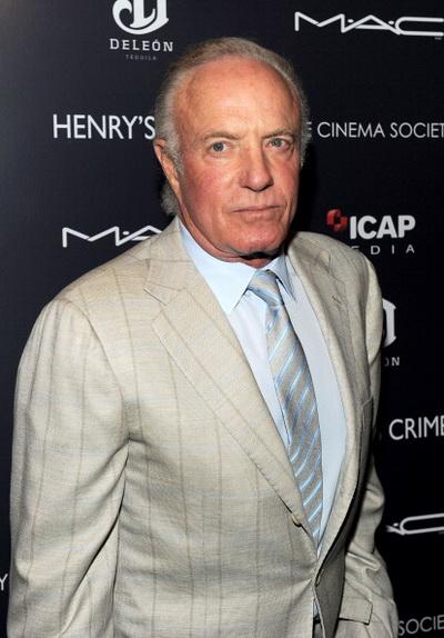 «Криминальная фишка от Генри». Актер Джеймс Каан на показе фильма «Криминальная фишка от Генри» в Нью-Йорке. Фото: Larry Busacca/Getty Images