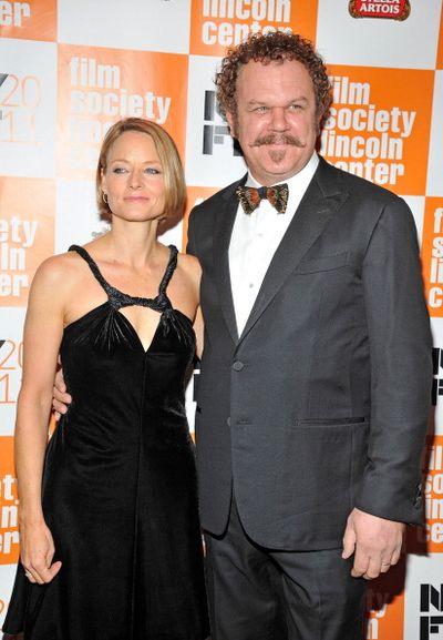 «Резня». Джон Си Райли и Джоди Фостер представили фильм «Резня» на кинофестивале в Нью-Йорке. Фото: Joe Corrigan/Getty Images