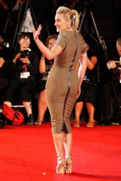 «Резня». Кейт Уинслет представила фильм «Резня» на кинофестивале в Венеции. Фото: Frederic Nebinger/Getty Images