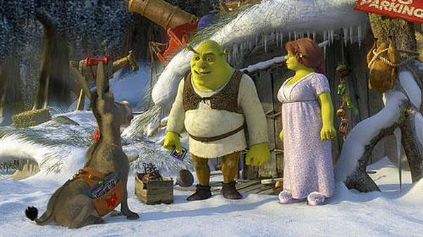 Кадр из фильма «Шрек мороз, зеленый нос». Фото с сайта kino-teatr.ru