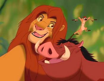 Кадр из мультфильма «Король Лев». Фото с сайта simbaprides.beon.ru