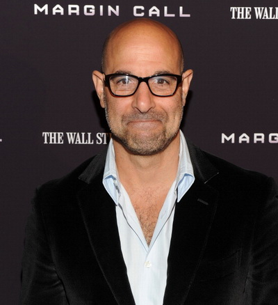 «Предел риска». Актер Стенли Туччи на премьере фильма «Предел риска» в Нью-Йорке. Фото: Jason Kempin/Getty Images