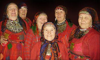 «Бурановские бабушки». Фото с сайта dirty.ru