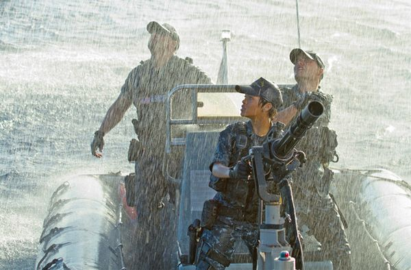 «Морской бой». Кадр из фильма. Фото с сайта kino-teatr.ru