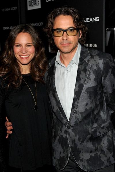 Роберт Дауни мл. и Сюзан Дауни. 2010 год. Фото: Stephen Lovekin/Getty Images