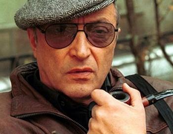 Михаил Козаков. Фото с сайта vokrug.tv